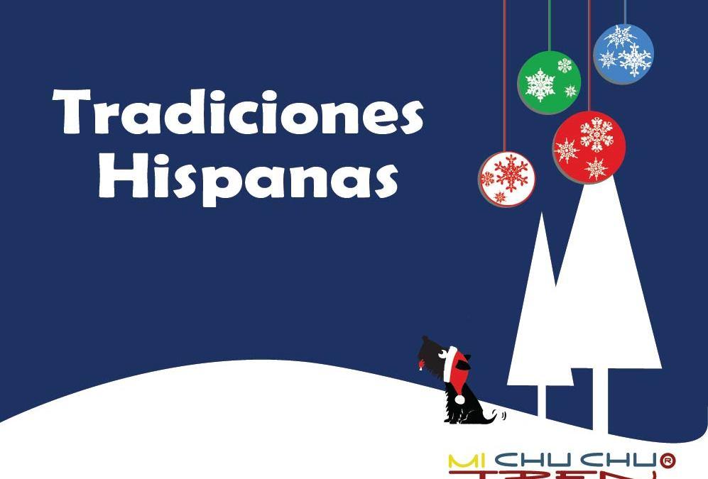Hispanic traditions for christmas - Mi Chu Chu Tren